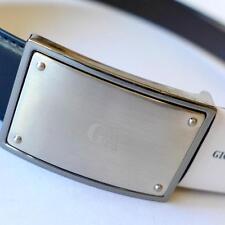 Authentic Giorgio Armani Reversible Leather Belt...large...new style...GA0981