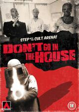 Don't Go in the House DVD (2012) Dan Grimaldi, Ellison (DIR) cert 18 Great Value