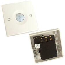 Sensor de movimiento PIR Interruptor De Luz De Pared -1 Gang/10A-Movimiento De Techo automático de manera