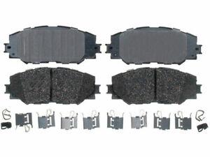 Front Brake Pad Set 8XXG84 for xB xD 2008 2009 2010 2011 2012 2013 2014 2015