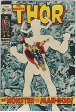 The Mighty Thor #169, Marvel Comics