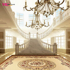 10x10FT Indoor Stair Vinyl Photography Backdrop Background Studio Props 13-79