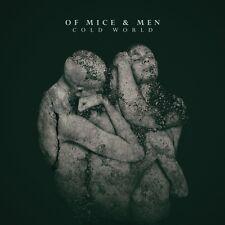 OF MICE & MEN - COLD WORLD   CD NEU