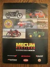 Mecum Auto Auction    Press Kit    Monterey     August 23-25 , 2018