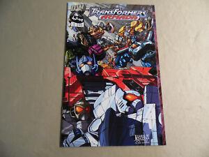 Transformers Armada #1 (DW 2002) Free Domestic Shipping