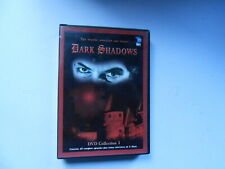 DARK SHADOWS-THE ORIGINAL TELEVISION CULT CLASSIC-4 DVD SET-USA IMPORT-2002