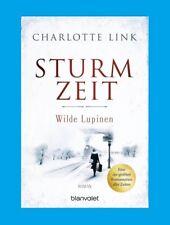 STURMZEIT - WILDE LUPINEN - CHARLOTTE LINK. Sturmzeit Trilogie Band 2, NEU!