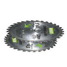 """Original Replacement CarbideTipped Blade For WORKSITE Double Cut Saw 5"""" Blade"""