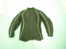Buffalo Size 12 Ladies Black Textile Motorbike Jacket