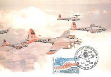 carte premier jour - L'Aviation Alliée