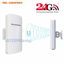 300Mbps Outdoor Long Distance Wireless Bridge CPE Router Access Point Extender