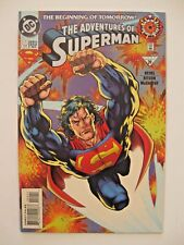 *Adventures of Superman 0, 497-532, Annual 3 NM- condition lot (40 books)