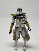Star Wars SW Revenge of the Sith Betrayal on Felucia 327th CLONE TROOPER 3.75in