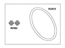 STERILIZER PM KIT for AUTOCLAVES & STERILIZERS  MIDMARK 7/M7  RPI #MIK134