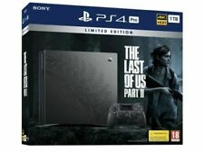 Sony PS4 Pro Last Of Us Part 2 Console Limited Edition Bundle - Pre-Order - NEW!