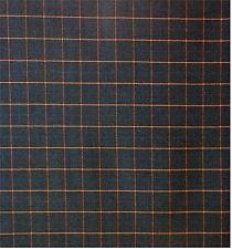 Stoff 0,5 m kariert grau 9,80€/m Polyester Bekleidungs- u. Deko Stoff Meterware