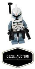 Lego Star Wars Clone Commander Wolffe Minifigure [7964]