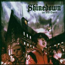 SHINEDOWN CD - US AND THEM (2005) - NEW UNOPENED - ROCK METAL - ATLANTIC