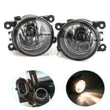 Fog Light Lamps Fit for Nissan Navara D40 Frontier PATHFINDER R51 Note E11 Blubs