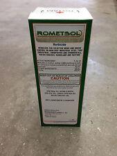 Rometsol Herbicide MSM 60DF 2oz. (Generic Manor 60DF) 60% MSM Metsulfuron-Methyl
