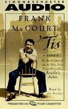'Tis A Memoir by Frank McCourt (1999, Audio, Cassette)