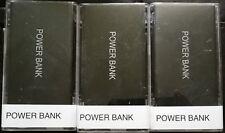 Power Bank 12000Mah--Black New!