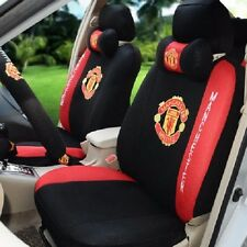 # ONSALE# NEW Manchester United Car Seat Covers Accessories Set 18PCS