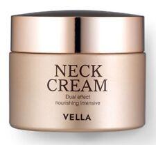 Vella Dual Effect Nourishing Intensive Neck Cream 50ml Wrinkle Care K-Beauty