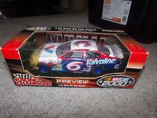 1/24 MARK MARTIN #6 VALVOLINE 2000 RACING CHAMPIONS NASCAR DIECAST
