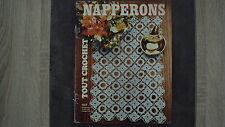Vieux magazine : Tout crochet Hors Série - Napperons - 1979