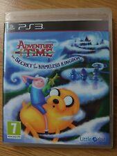 Hora De Aventura: el secreto del reino sin nombre (PS3) - juego B4VG el barato