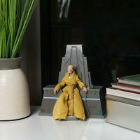 """6"""" Star Wars Black Series Last Jedi Snoke Loose Action Figure With Throne Stand"""