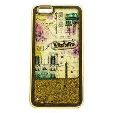 Fundas y carcasas metálicas Para iPhone 6 Plus de metal para teléfonos móviles y PDAs