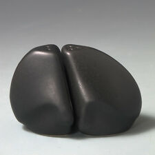 Peter Saenger Abstract Pottery Salt and Pepper Shakers