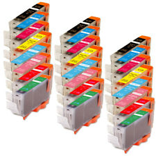 24PK CLI-8 Compatible Ink Cartridges For Canon Pro9000 Mark II Photo Printer
