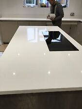 6 Meter  QUARTZ  Kitchen WORKTOPS  Include Template Material And Fit  £1,100