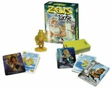 Zeus on the Loose: Card Game  by Gamewright - Ages 8+  2-5 players