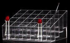 LOT 3 Présentoir de 24 Compartiments de Rouge à Lèvres Rangement Cosmétique