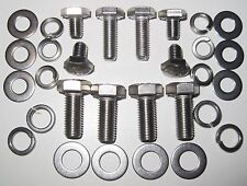 MGB Timing Cover Fitting Kit - Stainless Steel