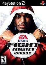 Fight Night: Round 2 (Sony PlayStation 2, 2005)