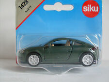 Audi TT vert , Siku Super , Article 1428 , Neuf, EMBALLAGE D'ORIGINE