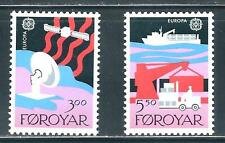 Faroe Islands - Beautiful MNH 1988 Set   ....................M17 - P - 7125
