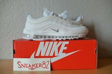 Nike Air Max 97 triple white  45 11 10  90 1 87 93 95 921826-101 weiß light