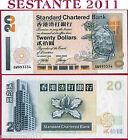HONG KONG - 20 DOLLARS 1.1. 2002 - Standard Chartered Bank - P 285d - FDS / UNC