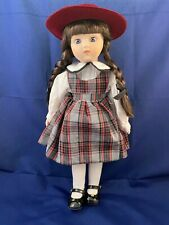 Collectable Porcelain Doll 35 cm (14 Inch) bought from John Lewis 1988