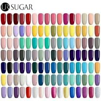 7.5ml 112Colors UV Gel Nail Polish Soak off Color Gel Varnish Manicure UR SUGAR