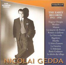 Nicolai Gedda – The Early Recordings (1952-1956)