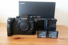 Fujifilm X-H1 Mirrorless Digital Camera Body Only - Black