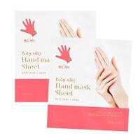 Holika Holika Baby Silky Hand Mask Sheet 15ml * 2pcs Free gifts