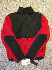 Polo Ralph Lauren Polartec 300 Fleece Jacket Hoody Like Denali New With Tags